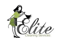 Elite Cleaning services end of tenancy general house flat clean laundry wash and ironing
