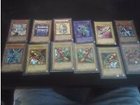 yu gi oh collection for sale £35 or best offer