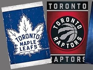 Toronto Maple Leafs & Raptors PSL Licenses – 4 seats