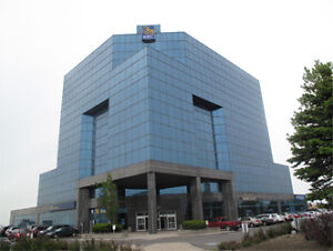 PROFESSIONAL OFFICE SPACE FOR RENT IN RBC BUILDING