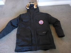 Canada Goose kids sale cheap - Parka Mens | Buy or Sell Clothing in Alberta | Kijiji Classifieds