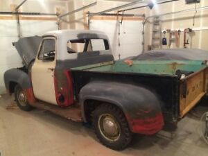 """53 Ford F-100 Flat Head V8 (Expendibles Truck) """"SOLD,SOLD,SOLD"""""""
