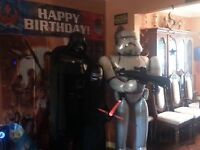 Darth Vader Birthday Party Special! Contact us today!!!