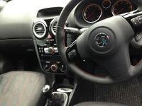 Vauxhall Corsa 2014 1.4 Black Low Mileage