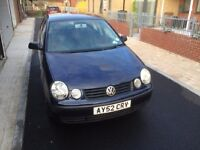 VW POLO 5DR 1.4 AUTO