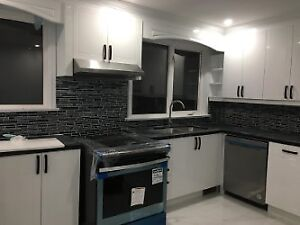 top floor - 3 bedrooms  - Kennedy and Sheppard