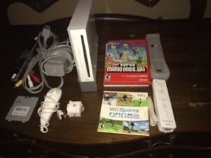 Wii system& games
