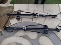 Roof Bars to Carry 2 x Bikes