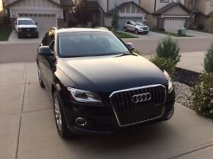 2013 Audi Q5 TFSI  in good condition,Warranty till March 2023