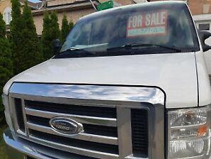 Ford Ecoline Cargo van 2013