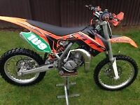 2014 KTM 85 SX BIG WHEEL