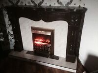 fireplace complete forsale
