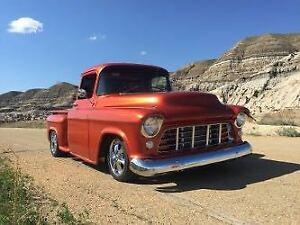 1956 Chevrolet Big Back Window Short Box Truck