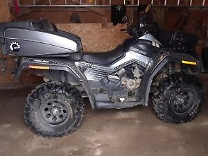PRIVATE SALE: 2010 CAN AM OUTLANDER 800 MAX 4X4 LIMITED EDITION