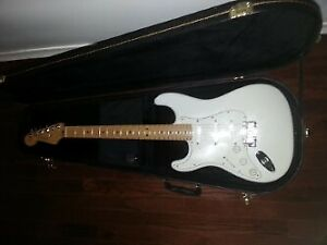 Left handed Fender USA strat for sale or trade