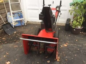 Snowflite Snowblower