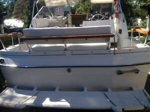 Reduced-21ft Bayliner, Very Clean, Runs Great Sarnia Sarnia Area image 2
