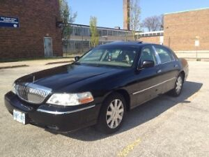 2007 Designer Lincoln Town Car Sedan