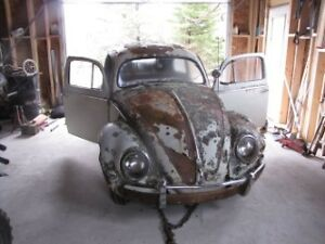 looking for: VW beetle 6 Volt generators / electrical parts