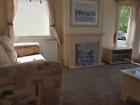 Double Glazed & Centrally Heated Static Caravan For Sale - West Scotland, Ayr