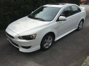 2013 Mitsubishi Lancer 10th Anniversary Edition- Lady Driven