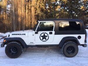 2004 Jeep TJ Unlimited