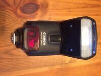 Canon Speedlite 430EX ii Camera Flashgun