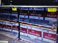 MARSHALLS BLOCK PAVING CHARCOAL 200 X 100 X 80 4 PACKS 6.7 MTR PER PACK