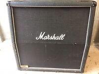 Marshall 1960 4x12 Angled Speaker Cab