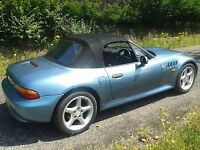 BMW Z3 CONVERTIBLE BARGAIN