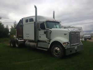 Oilfield Pre Emission Truck