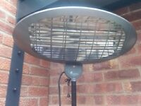 Patio Heater for outdoor, mounted on pole for sale
