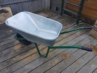 BRAND NEW 120 LITRE WHEELBARROW
