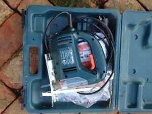 Jig saw black and decker very good condition Ballarat Central Ballarat City Preview