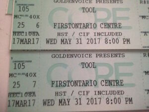 """Tool - """"Copps"""" First Ontario Centre - Wed May 31, @ 8:00pm"""