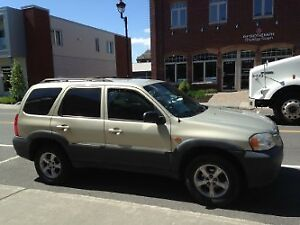 Mazda Tribute 2005, 175000km