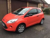 FORD KA 2011 FSH. Low Mileage.Very Good Condition.Last MOT August 2016