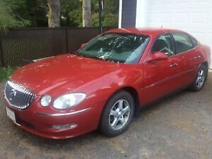 2008 Buick Allure rouge Berline