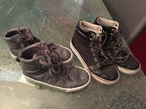 OLD NAVY High top shoes Size 3 West Island Greater Montréal image 1