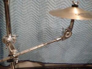 Sabian Splash cymbal with cymbal arm London Ontario image 2