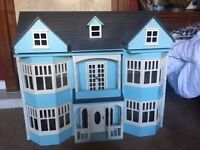 Victorian dolls house (Large)