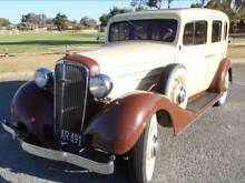 1934 Chevrolet Masters Sedan Macedon Ranges Preview