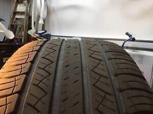 Pneus d'été Michelin Latitude  235/50/R18