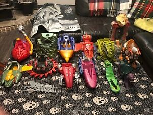 1980's Masters of the Universe vehicle lot