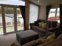Stunning Top Of The Range Static Caravan For Sale - Nr Glasgow prestwick airport