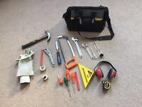 18 Piece tool set
