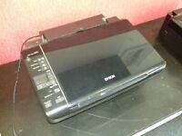 Epson Stylus SX215 all-in-one printer scanner