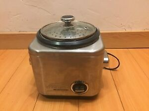 Cuisinart rice cooker and steamer