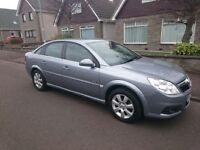 Vauxhall Vectra Design 1.8 VVT With Low Mileage in Good Condition