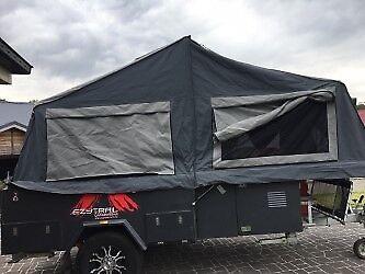2015 Hard Floor ezytrail Camper